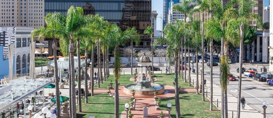 Historic Park at Horton Plaza Park