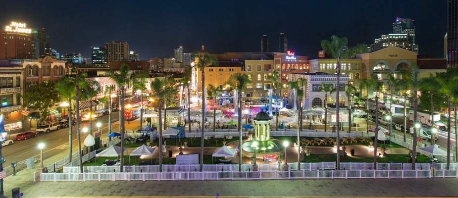 Buyout of Horton Plaza Park